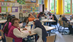Mittelschule Altenerding und Fischers Seniorenstifts Learning4Integration